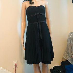 Marc by Marc  jacobs Strapless Black Dress Size 2